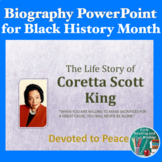 Coretta Scott King PowerPoint