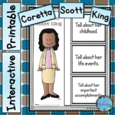 Coretta Scott King Writing Black History Month Project ESL