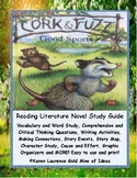 Cork & Fuzz Good Sports Reading Literature Study Guide Teaching Unit PRIMARY