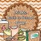 Back to School Supplies Clip Art Pack 4 | School Clipart for Teachers