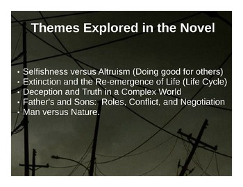 Cormac McCarthy Background/Biography Prezi (for use with teaching THE ROAD)