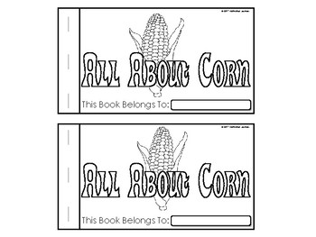 Corn: All About Corn Nonfiction Reader