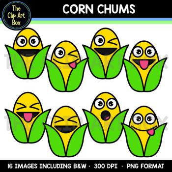 Corn Chums - Clip Art