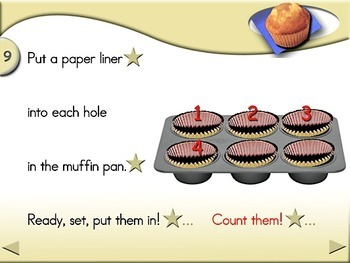 Corn Muffins - Animated Step-by-Step Recipe - Regular