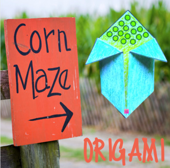 Corn Origami