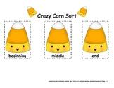 Corn sort /k/