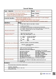Cornell Notes Tener & Tener Expressions Spanish Editable PDF