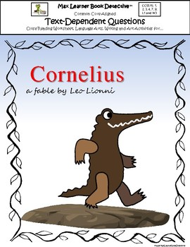 Cornelius: Text-Dependent Questions and More!