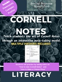 Cornell Notes: An Introduction and Practice