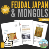 Cornell Notes (Mongols & Feudal Japan)