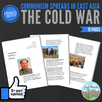 Cornell Notes (Communism Spreads in East Asia) Cold War