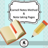 AVID Cornell Notes Method