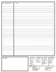 Cornell Notes Outline w/ Rubric