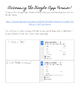 Cornell Notes Template (Google Docs Version Included!)