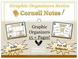 Cornell Notes Templates Note-taking + Interactive Notebook Foldables