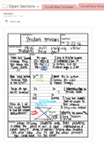 OneNote - Interactive Notes Templates