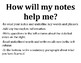 Cornell Notes - Tips, How To's and Grading Rubric