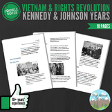 Cornell Notes (Vietnam & Rights Revolution) Kennedy & Johnson Years