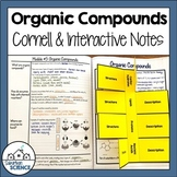 Cornell Notes for Biology - Biomolecules (with Enzymes)