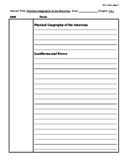 Cornell Notes for McDougal Littel World History 2007- 13.1