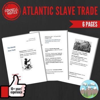 Cornell Notes (Atlantic Slave Trade)