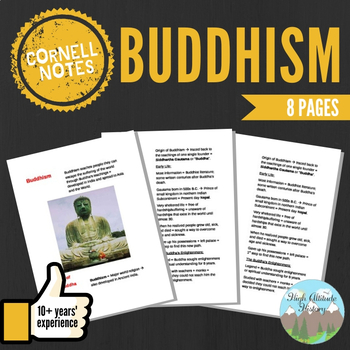 Cornell Notes (Buddhism)