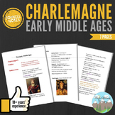 Cornell Notes: Early Middle Ages (Charlemagne)
