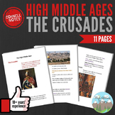 Cornell Notes: High Middle Ages (The Crusades)