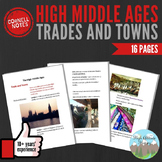 Cornell Notes: High Middle Ages (Trade and Towns)