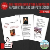 Cornell Notes (Napoleon's Fall and Europe's Reaction)