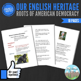 Cornell Notes (Roots of American Democracy) Our English Heritage