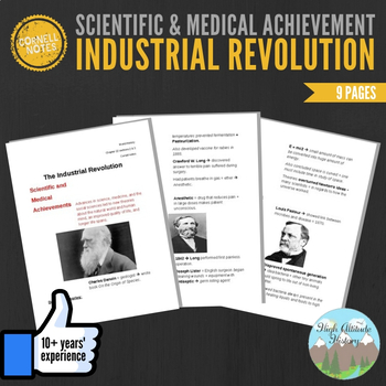 Cornell Notes (Scientific and Medical Achievement) Industrial Rev.