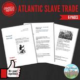 Cornell Notes (The Atlantic Slave Trade)