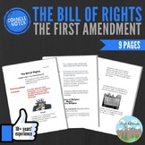 Cornell Notes (The Bill of Rights) The First Amendment