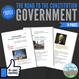 Cornell Notes (The Road to the Constitution) Government