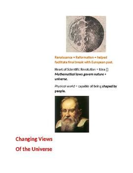 Cornell Notes (Scientific Revolution) World History