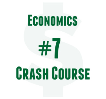 Cornell Worksheet Crash Course Inflation and Bubbles and Tulips: Economics #7