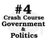 Cornell Worksheet Federalism: Crash Course Government and