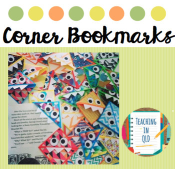 Corner Bookmarks (Multiple Verions)