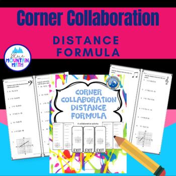 Corner Collaboration Distance Formula