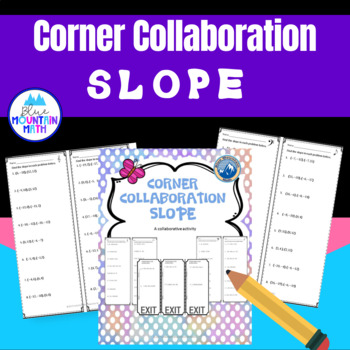 Slope from Two Points Corner Collaboration