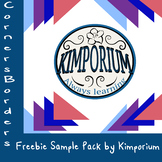 Corner Colors FREE Sample Pack
