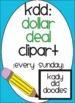 Corner Tab Labels {Kady Did Doodles}