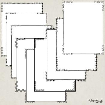 Cornered Frames 1