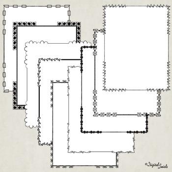 Cornered Frames 5