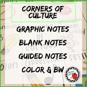 Corners of Culture: Graphic Notes