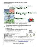 Cornerstones 4A: Gage Language Program