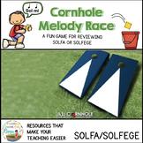 Cornhole Solfa/Solfege Melody Race