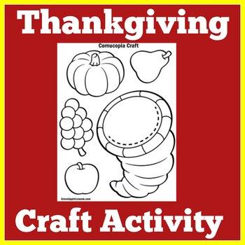 thanksgiving craft thanksgiving activity thanksgiving kindergarten