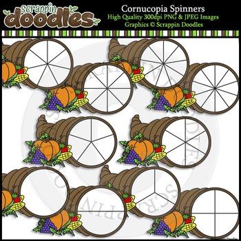 Cornucopia Spinners